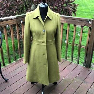 J. Crew Lady Day Thinsulate Double Cloth Coat